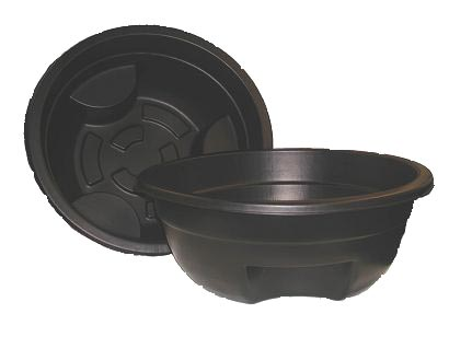 Maccourt Products Free Standing Patio Pond 35 Gallons